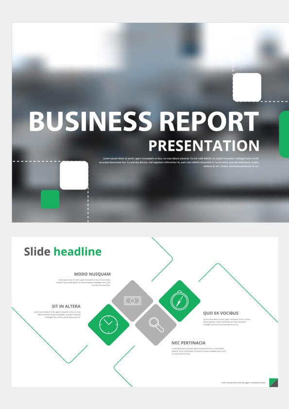 Business Presentation Sample 2