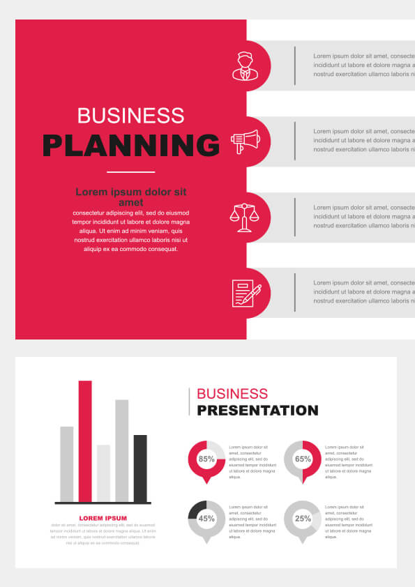Business Presentation Sample 3